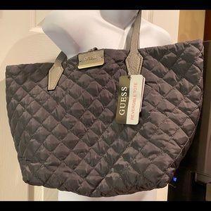 Guess Bobbi Quilted reversible tote/handbag